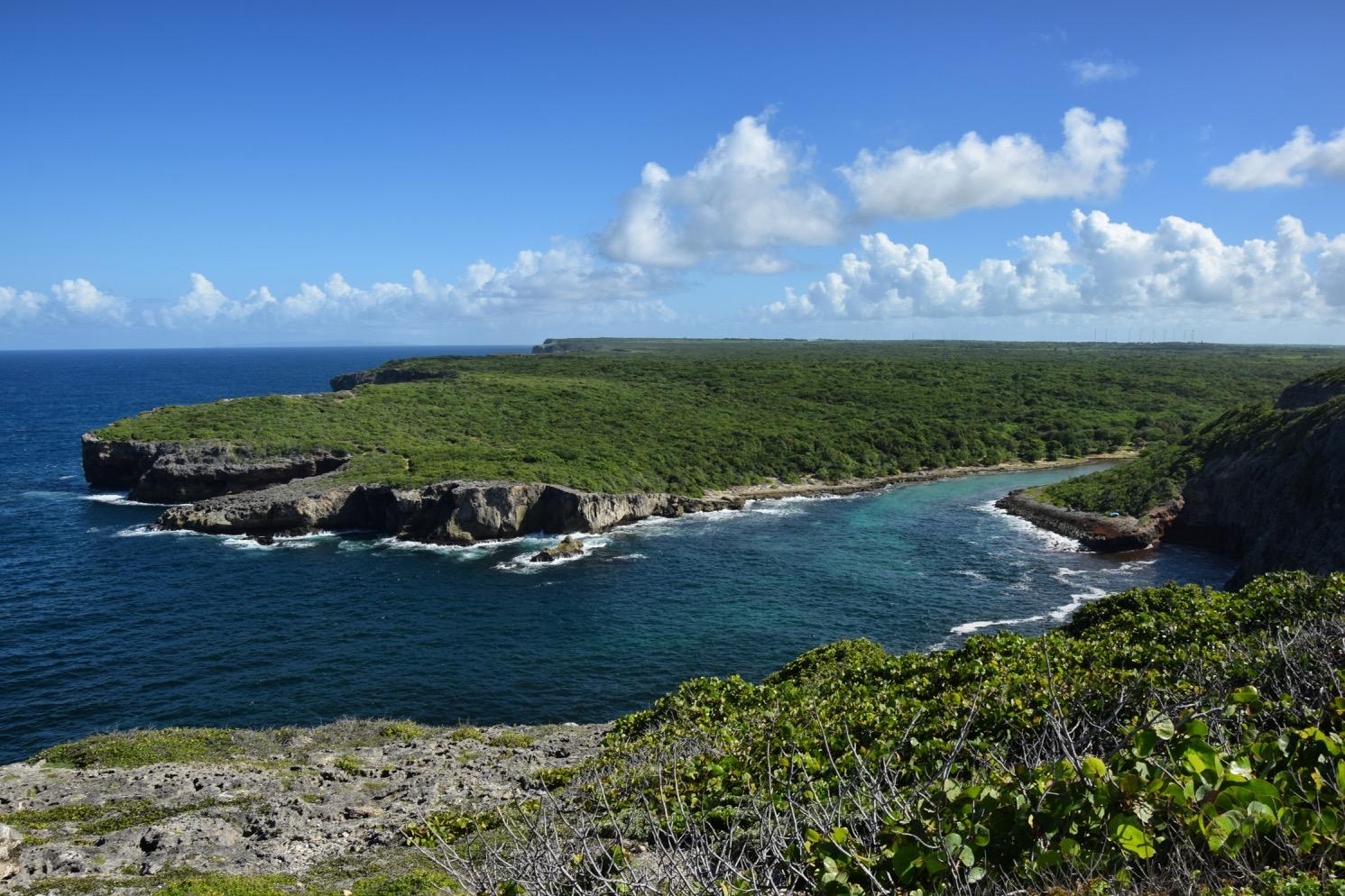 Pointe de la Grande Vigie – Porte d'Enfer – Anse Laborde (Anse-Bertrand, Guadeloupe)