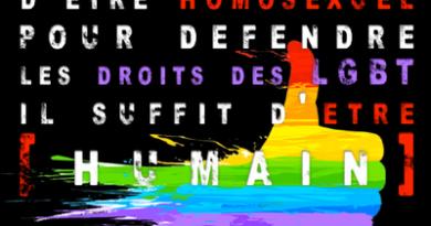 La Chieuse – Lettre ouverte à l'homophobie